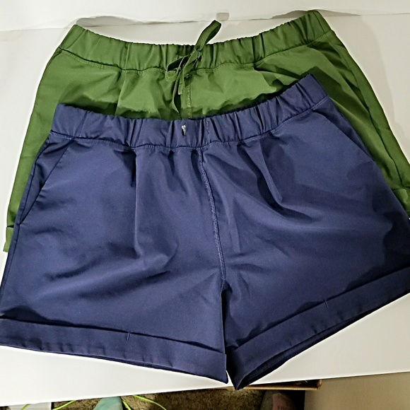 42dc91a3908d06 Scorpio Sol Shorts | Scorpion Sol Sz Small Navy Olive Athletic ...
